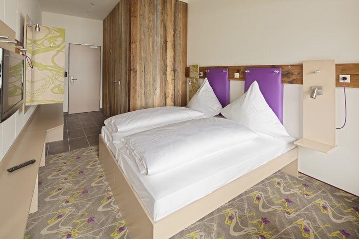 Urlaub in den Explorer Hotels in den Alpen:Design-Zimmer