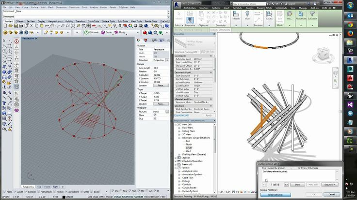 Lyrebird Introduction. Introductory video that shows some of the capabilities of our new Grasshopper/Revit plugins, Lyrebird.  This allows y...