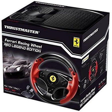 Video Games Racing Wheel Ferrari Racing Ferrari