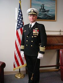 Full dress uniform