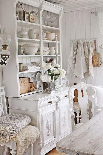 die besten 25 shabby chic deko ideen auf pinterest rustikalen shabby chic landhaus chic und. Black Bedroom Furniture Sets. Home Design Ideas