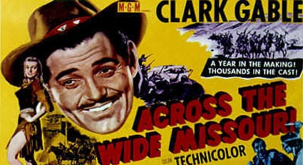 Más allá del Missouri (1951)