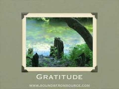 Gratitude - a wonderful message for you channelled by Sheila Kennedy from Mikael