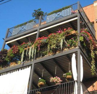 Apartment vegetable garden ideas