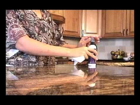 DIY HOW TO SEAL GRANITE COUNTERTOPS, Sealing Granite Countertops Made Easy    Offering you and Pinterest safer alternatives for your home and family!