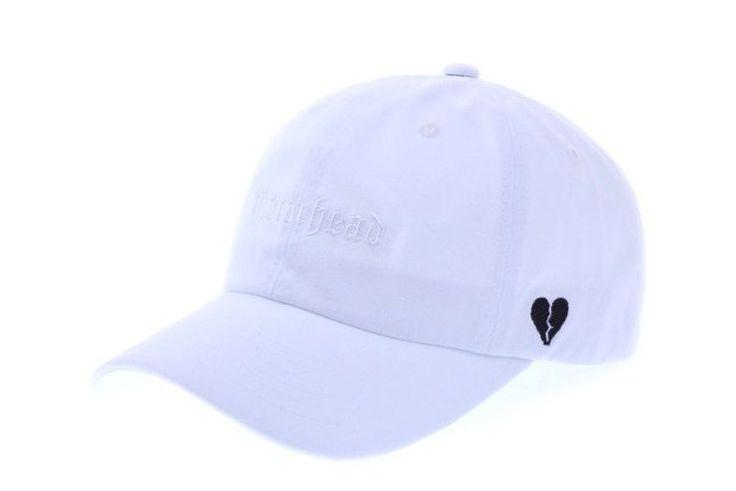 Moter Head White Ball Cap - Baseball Cap / Casual Cap / Couple Cap / Student Cap #Unbranded #Simple