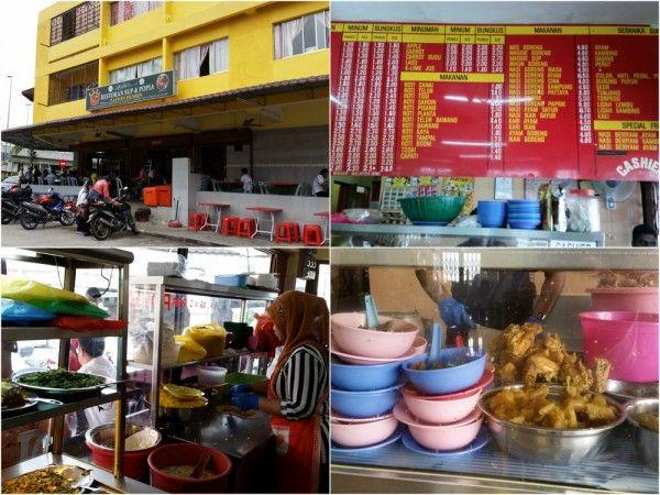 Sup Kambing and Sup Lidah & Popiah @ Restoran Zaiton Hussin @ N0 9, Jalan Puah Jaya 1 - Taman Setapak, Setapak, Kuala Lumpur GPS: 3.188205, 101.702268 - courtesy of KYspeaks