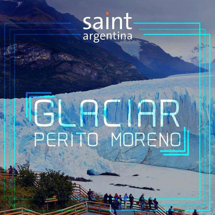 El galciar Perito Moreno es una de las maravillas naturales de Argentina. Esta asombrosa masa de hielo se encuentra en la Provincia de Santa Cruz en la Patagonia y forma parte del Parque Nacional Los Glaciares. ___________ #Domingo #DistribuidorSaint #Tecnología#SaintArgentina #Saint #Personajes#ConocéArgentina #SaintTips