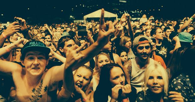Sprung Hip Hop Festival 2013, Brisbane. Photographer: Markus Ravik.