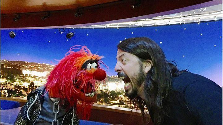 The year in Dave Grohl.