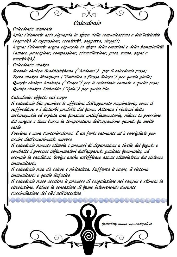 Calcedonio(1)