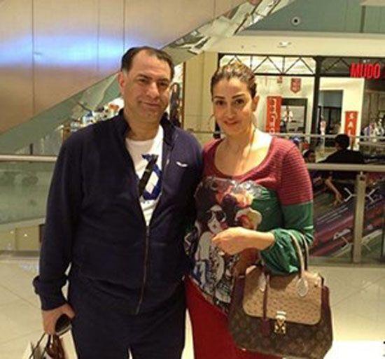 غادة الرازق زوجها محمد فودة Photo
