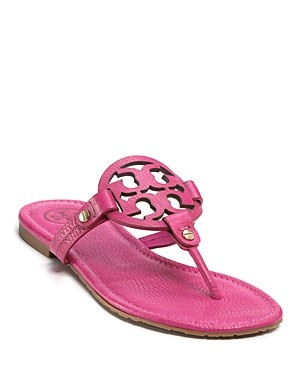 Perfectly Pink Tory Burch Miller!