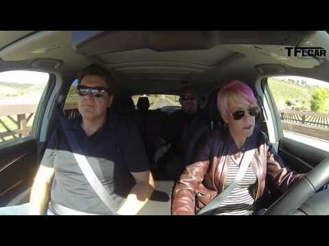 2014 Acura MDX 0 60 MPH Tag Team Drive and Review