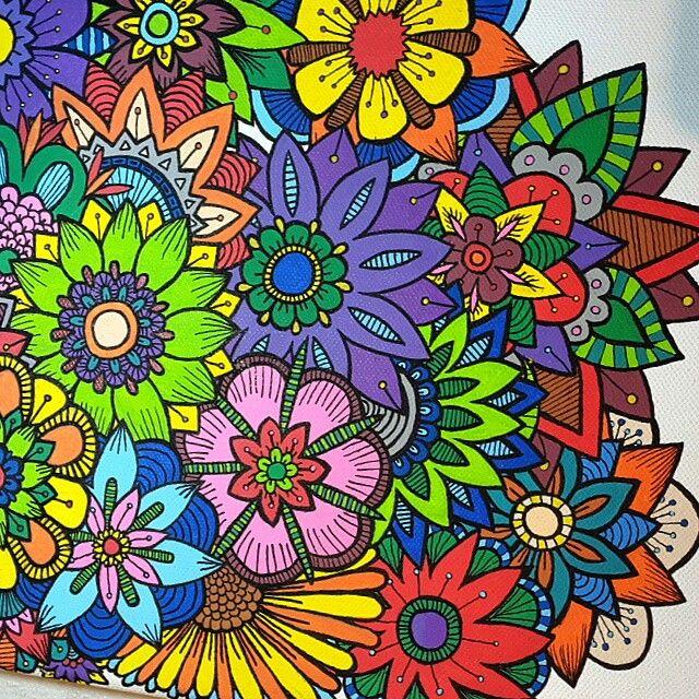 33 best Las Flores de Lili images on Pinterest | Argentina, Art ...