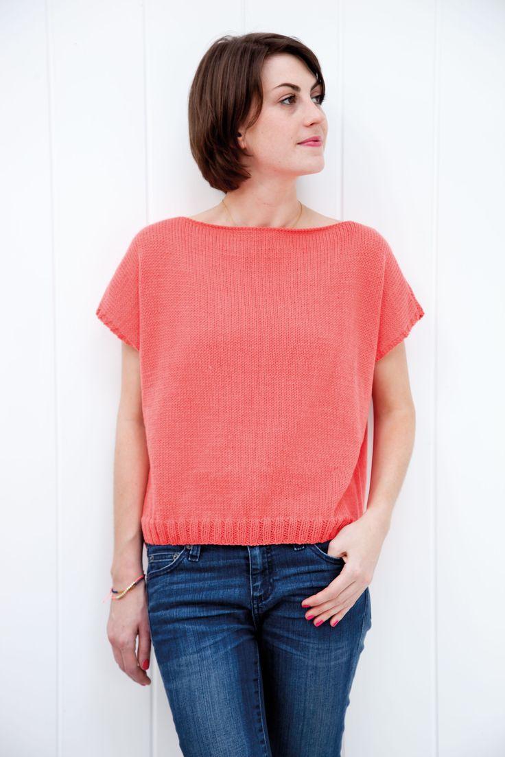 Looks - Stylish simple knitting magazine video
