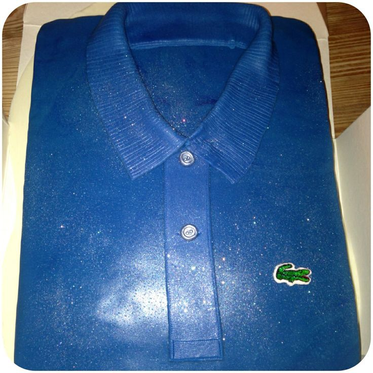 Lacoste cake