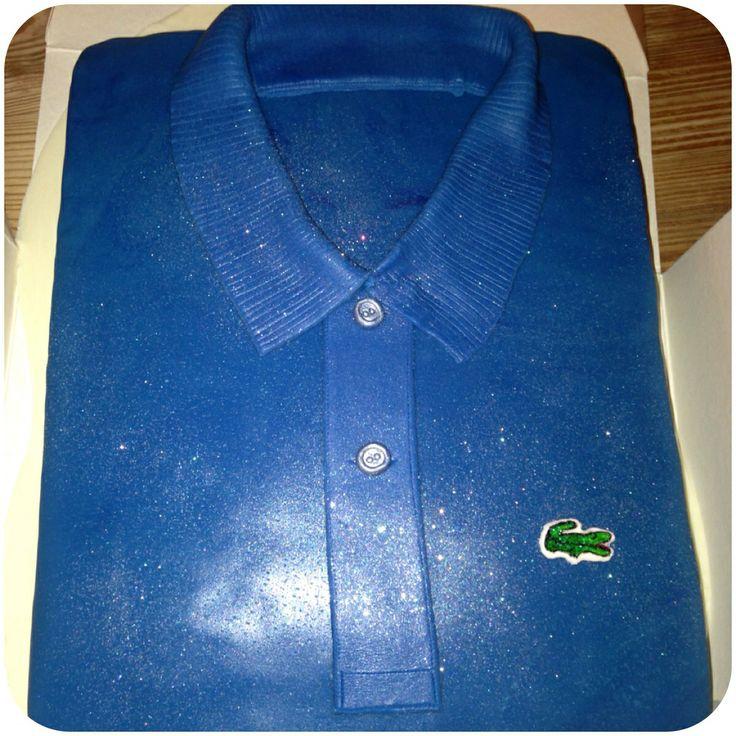 Lacoste cake