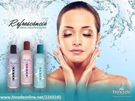 Sabe aquela sensação gostosa após o banho, de bem-estar e refrescancia, com um perfume suave por todo o corpo? Sinta essa experiência com Body Splash, desodorante corporal pó s-banho. Perfuma e deixa agradável frescor, com três deliciosas fragrâncias para escolher. #vivahinode #bodysplash  Peça já através da loja virtual, www.hinodeonline.net/2243242, ou deixem inbox.