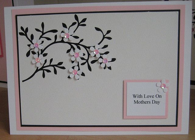 handmade mother's day cards | Handmade Mothers day card