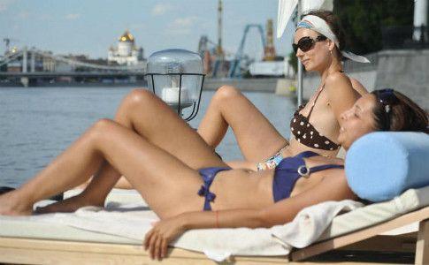 Лето в городе: лучшие пляжи Москвы