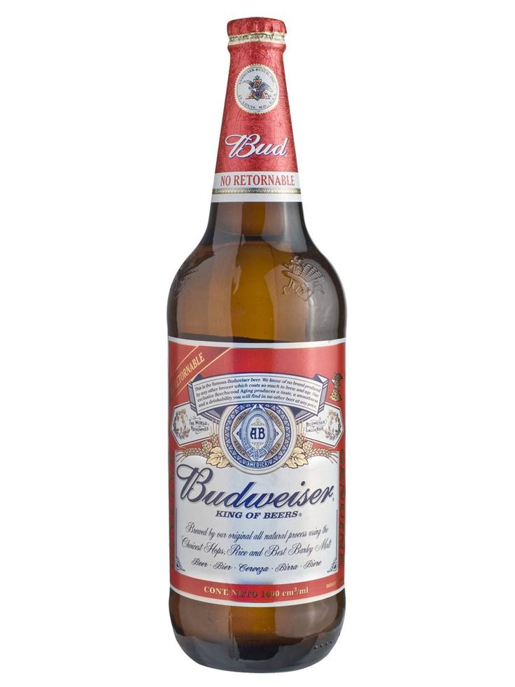 BUDWEISER Beer | Food & Drink | Pinterest