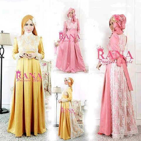 Rana princess Maxy spandek korea brukat+pashmina  Banyak produk menarik fashionable lainnya disini... https://www.facebook.com/orinbeautycare/photos_stream