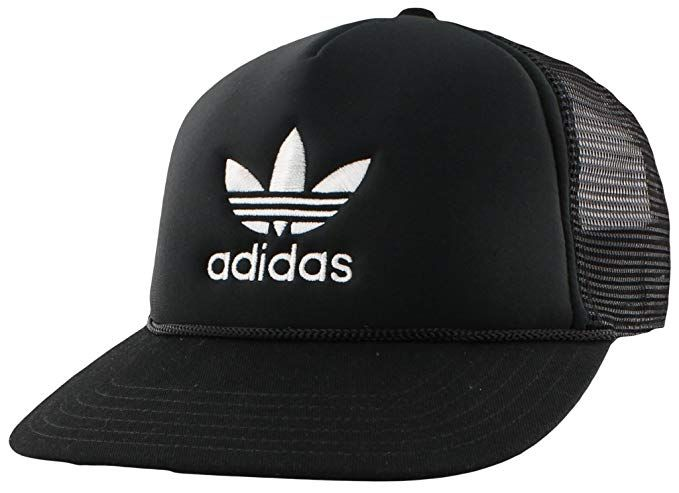 9483807de94 adidas Women s Originals Trefoil Mesh Snapback Cap Review