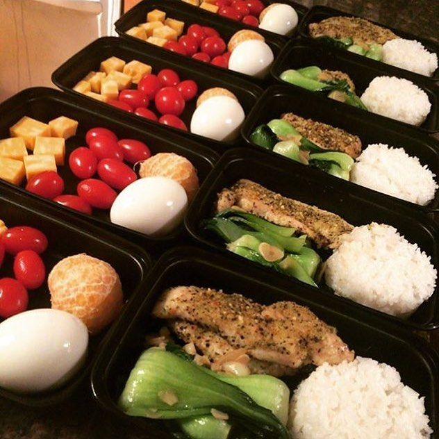 Make your meals based around what you like as @bunbunnz does! Otherwise you wont eat it or stick to your plan. - Find out how to enjoy what you like in a healthy way! Download @mealplanmagic to help you meal prep. - ALL-IN-ONE TOOL & GUIDES - Build Custom Plans & Set Nutrition Goals BMR BMI & Max Rate Calculator Get Your Macros by Body Type & Goal Grocery Lists Automated to Weekly Needs Accurate Cooking and Prep Summaries Combine & Export Data for Two Plans Track Your Progress & Daily…