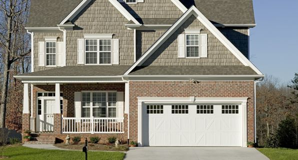 17 Best Ideas About Double Garage Door On Pinterest