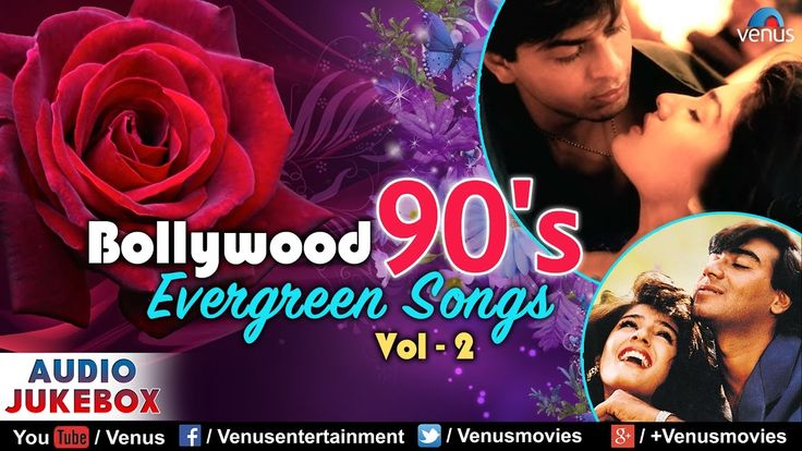 awesome Bollywood 90's Evergreen Songs : Vol - 2 | 90's Bollywood Romantic Songs | JUKEBOX | Hindi Songs