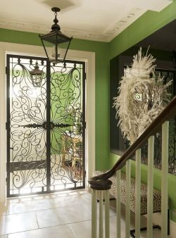 All The Beauty Things... Room DividersSecurity GatesEntryway DecorEntrance  FoyerInterior ...