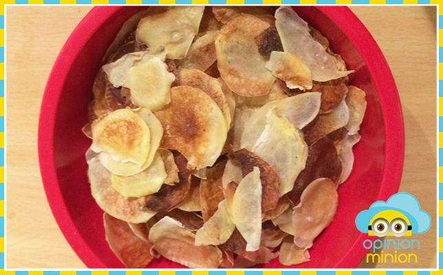 TWEAKED CRISPS( SLIMMING WORLD VEGETARIAN)  Looking for a healthy way to entertain without piling on the pounds? Give these healthy crisps a go – although they are classed as a 'tweak' in Slimming World, if you don't go on a binge-fest, they should hit the spot and give you a crunchy treat at the same …
