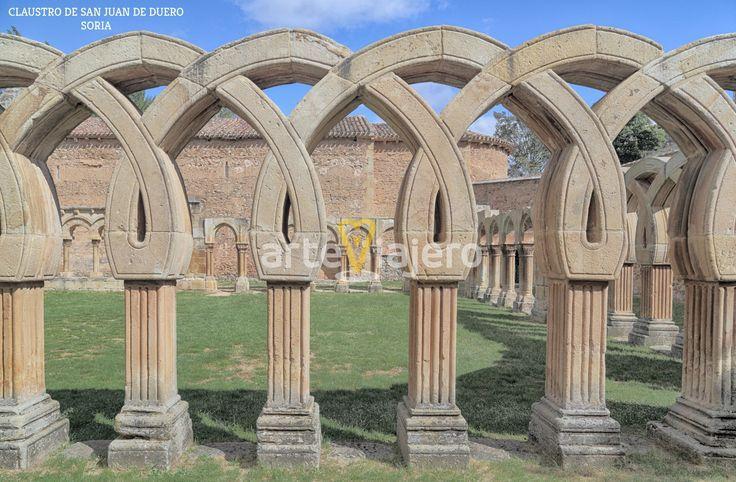 Monasterio de San Juan de Duero, Soria #románico