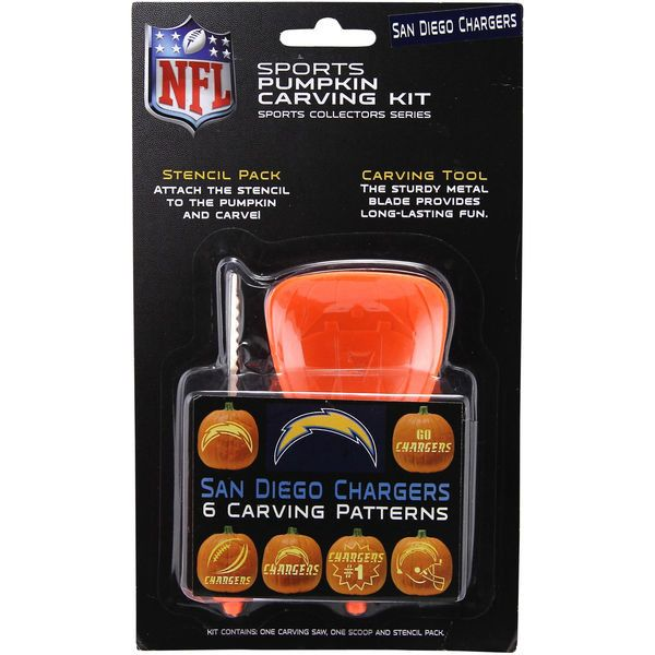San Diego Chargers Pumpkin Carving Kit