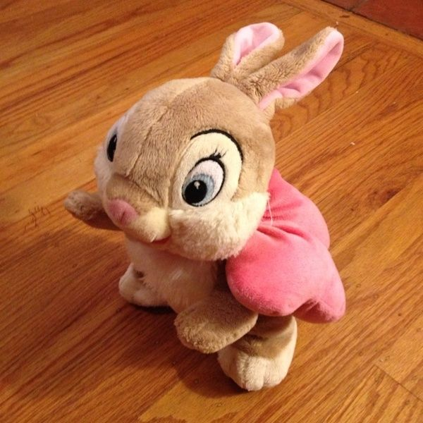 Disney Store Bambi Movie Stuffed Animal
