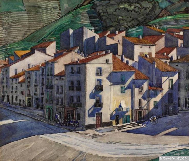 10  Чарльз Ренни Макинтош-Charles Rennie Mackintosh   ARTeveryday.org