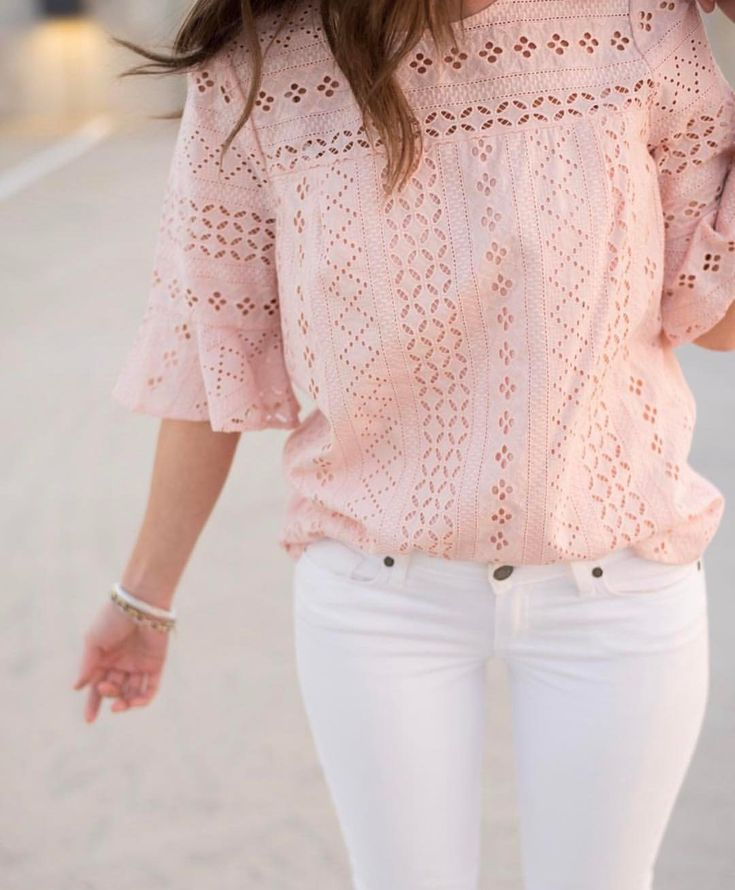 Ro and De blouse Nordstrom Rack
