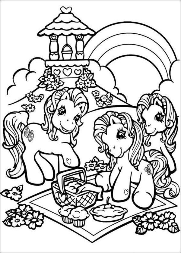 60 best my little pony images on Pinterest Coloring books - copy my little pony coloring pages discord