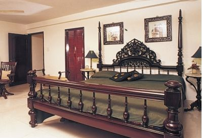 Traditional Carved Rosewood Bed From Kerala India In 2019