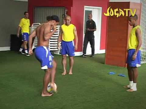 Joga Bonito   3 Brasileiros