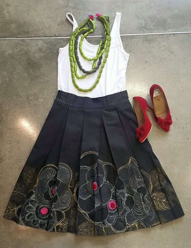 Falda Fabaria+Blusa Silene+Zapatos@ShoeLoversClub #ÚnicoComoTú #TallerCroquisModaIlustrada #decalisehablabien