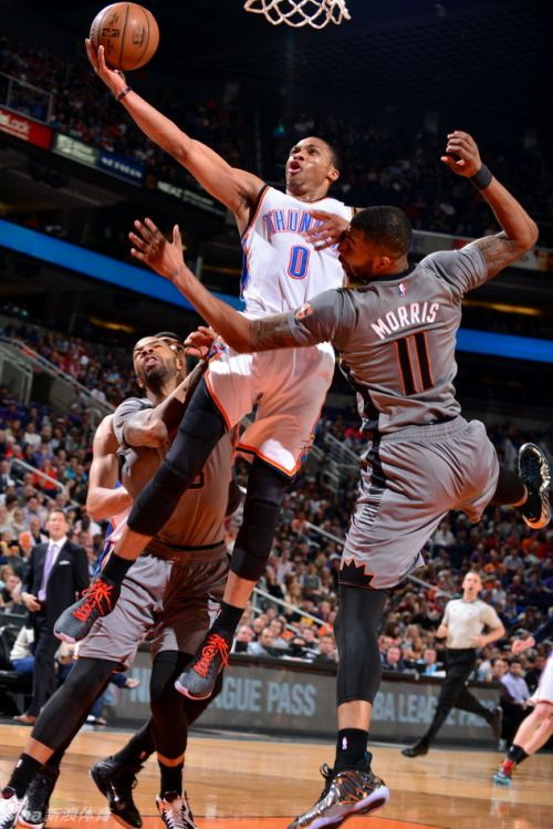 Russell Westbrook NBA Basketball OKC THunder Thunder oklahoma city thunder