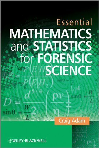 83 best f o r e n s i c s images on pinterest forensic science essential mathematics and statistics for forensic science by craig adam 2821 fandeluxe Gallery