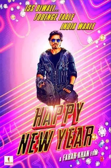 Happy New Year 2014 Official Trailer + Trailer Review - Shahrukh Khan : Beyond The Trailer | Jerry's Hollywoodland Amusement And Trailer Par...