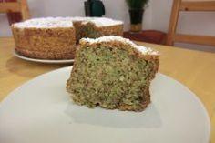 Zucchinikuchen Glutenfrei und Laktosefrei http://www.einfachegerichte.com