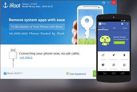 Android Rooting: DOWNLOAD IROOT APP ( ALL VERSIONS )