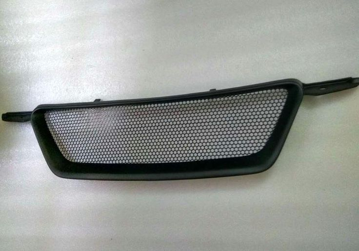 [Visit to Buy] Fits for Honda CRV CR-V 2005-2006 black Radiator Grille Painted Parts Racing Front Grill Grille #Advertisement