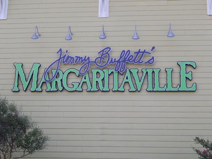 Margaritaville. Panama City Beach, Florida.