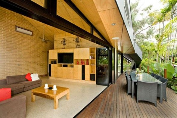 inside - outside//aussie homes- neat